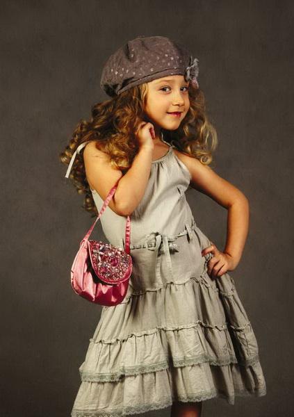 На фото: Детская одежда, Мода для малышей Модная детская одежда.